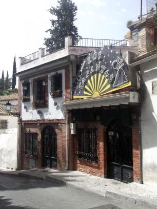 Flamenco in Sacromonte