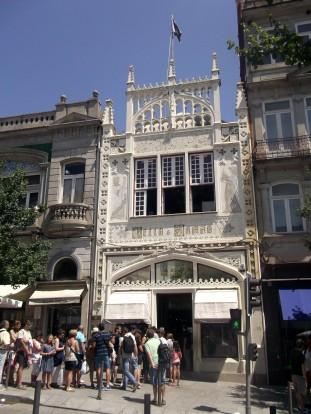 The Lello & Irmão Bookstore