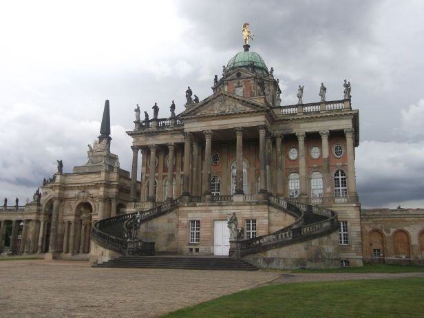 Another palace in Sanssouci park.